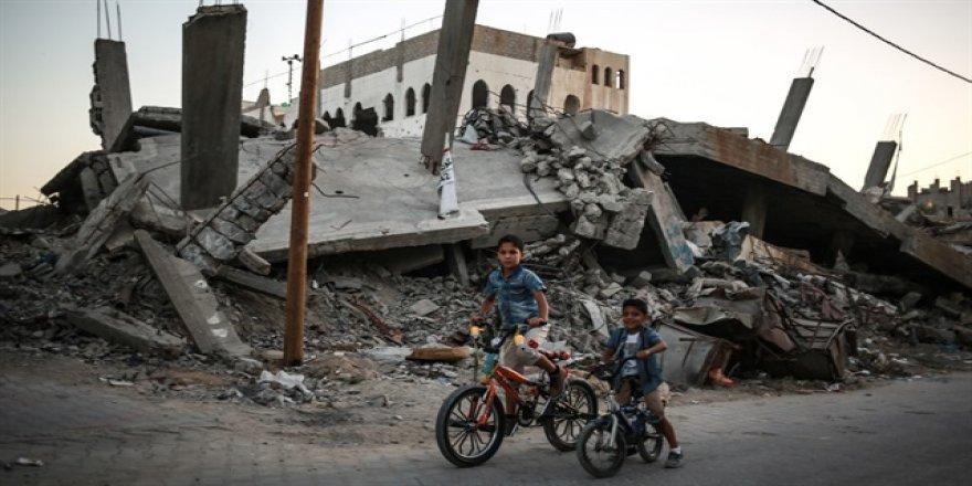 Gazze'den yardım çığlığı
