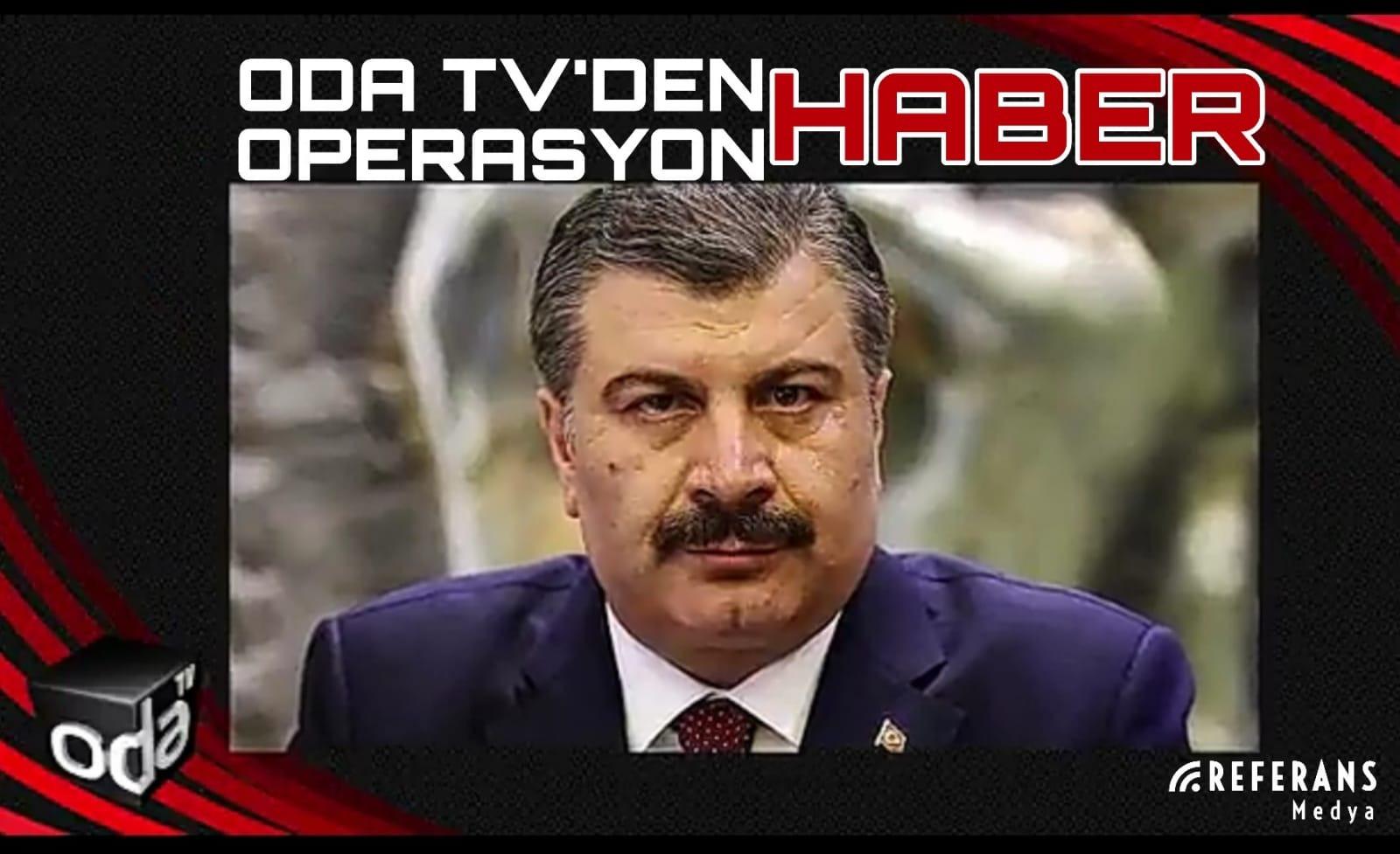 Oda Tv'den operasyon haber