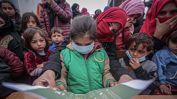 İdlib en büyük felaketi yaşar
