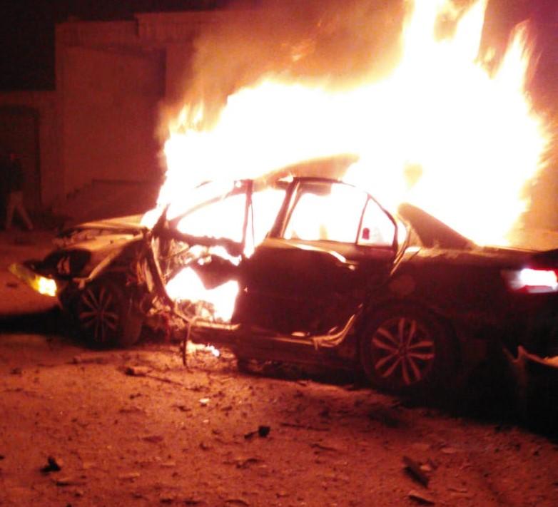 El Bab'ta terör saldırısı