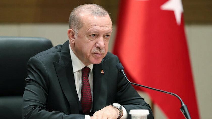 Erdoğan: Eşgüdümlü çalışmayı sürdürüyoruz