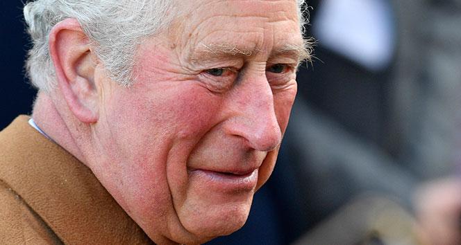 Virüs İngiliz kraliyet ailesine de bulaştı