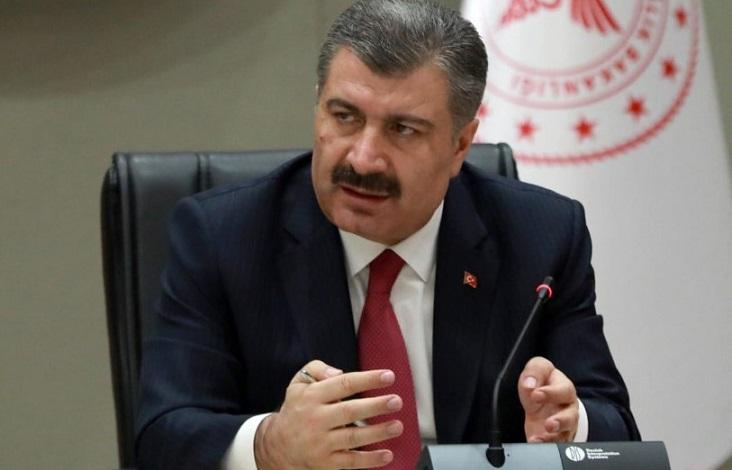 Bakanı Koca'dan corona virüs açıklaması