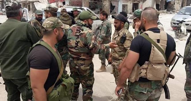 İran milisleri virüs taşıyor