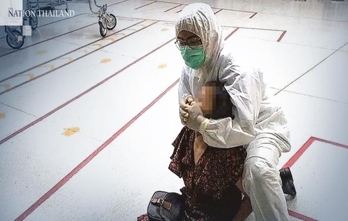 Virisü yayan Çinli yakalandı