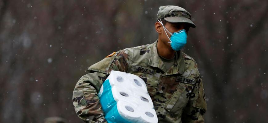 Virüs ABD ordusunu ele geçiriyor