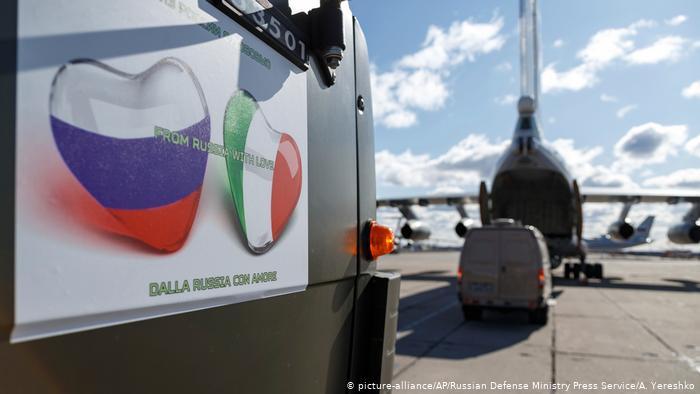Putin Nato'yu test ediyor