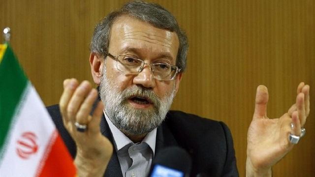 İran Meclis Başkanı'da pozitif çıktı