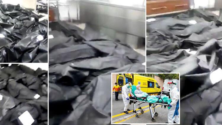 ABD Hastaneleri savaş meydanından beter (Video Haber)