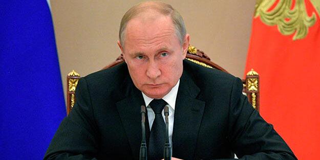 Putin'den açıklama: Zor durumdayız