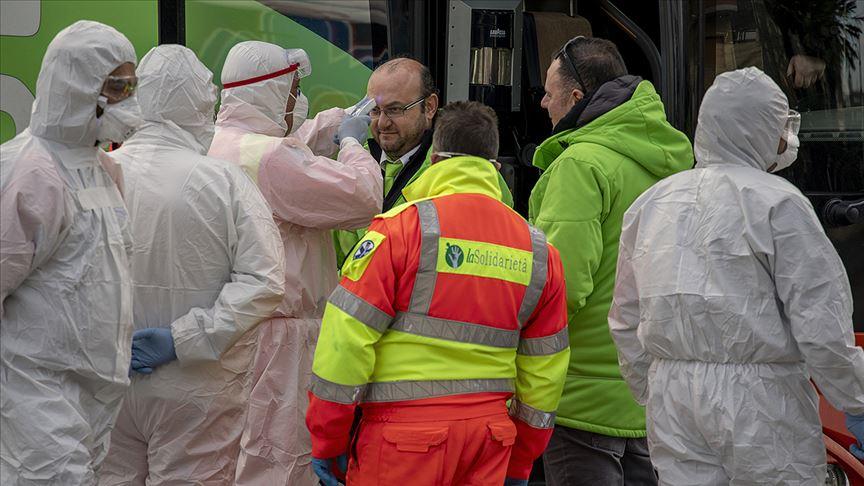 Avrupa kıtası virüsün pençesinde; can kaybı 40 bini aştı