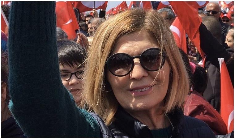 CHP'li Ayşe Kaya, koronavirüs nedeniyle hayatını kaybetti