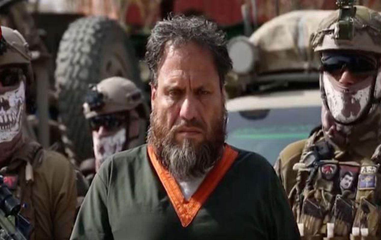 DEAŞ Afganistan sorumlusu yakalandı