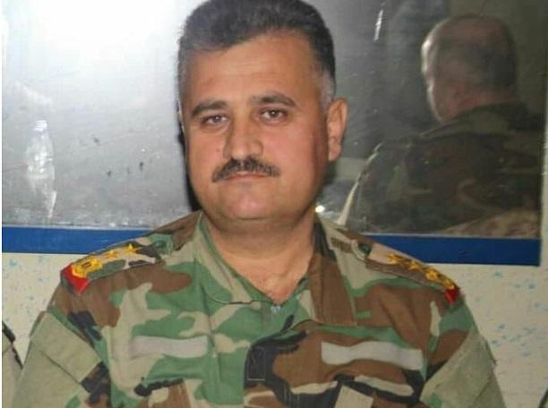 SİHA tarafından vurulan yaralı Esed Generali öldü