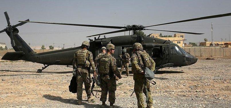 Afganistan'da iki ABD askeri Taliban tarafından öldürüldü