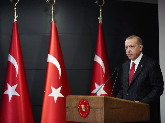 Erdoğan, Fatih Portakal hakkında suç duyurusunda bulundu