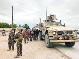 Deir el Zor'da 1 ABD askeri ve 2 PKK'lı öldürüldü