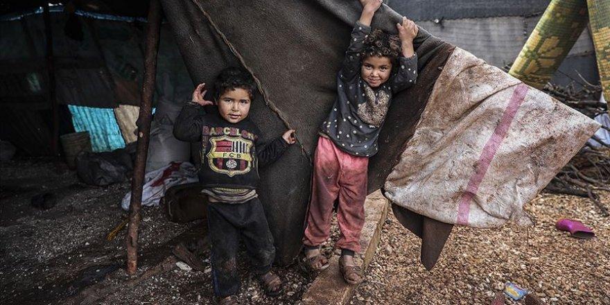 Kızılay İdlib'de 'Acil Konaklama Evleri' İnşa Edecek