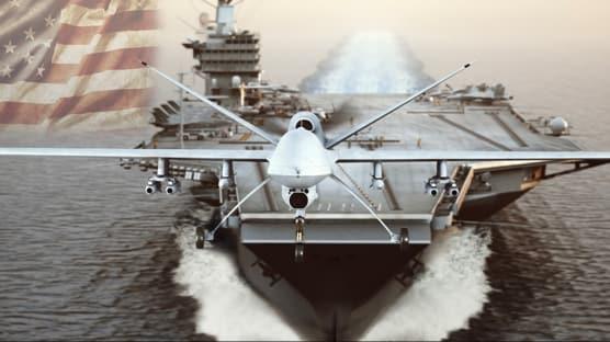 ABD'de 2 uçak gemisine daha sıçradı