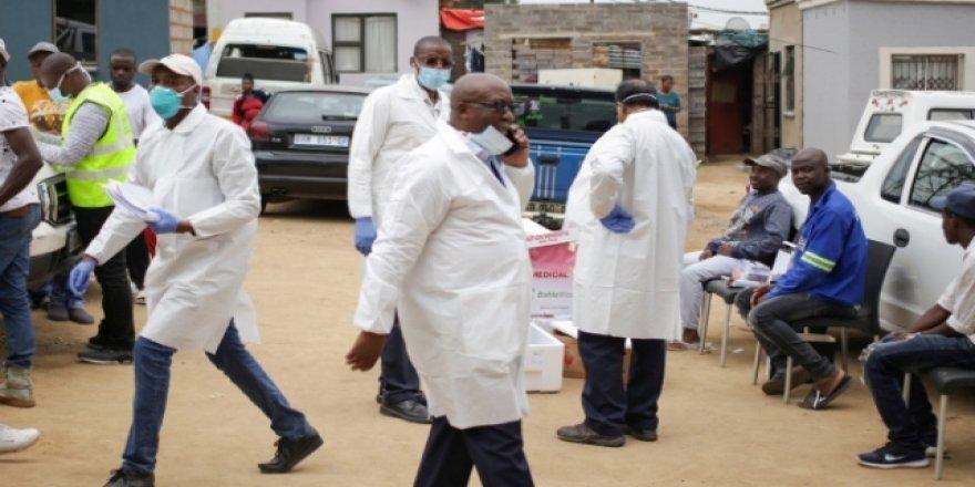 Afrika'da ölü sayısı 500'ü Aştı
