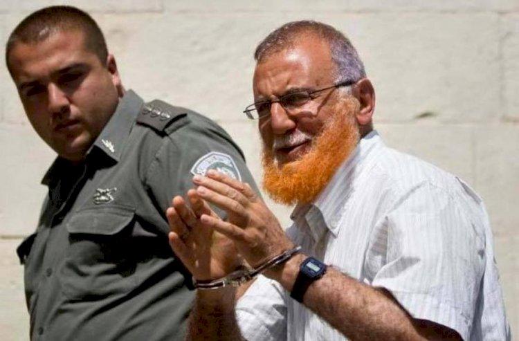 İsrail 34 yıl zindanda kalan Filistinli vekili yeniden tutukladı