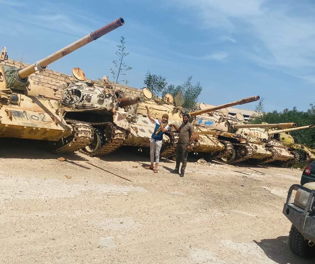 Libya'da 3 bin kilometrekare terörden arındırıldı