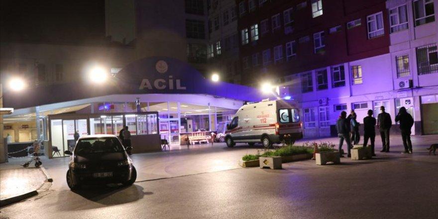 Koronavirüs taşıyan kişi hastaneden kaçtı