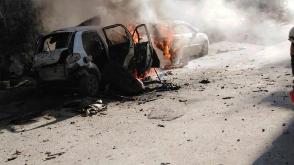 İdlib'te HTŞ Hakimi'ne suikast