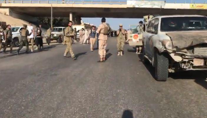 Libya Ordusu Hafter'in kalesine girdi