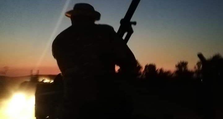 Rus askerler Libya'da kuşatma altında