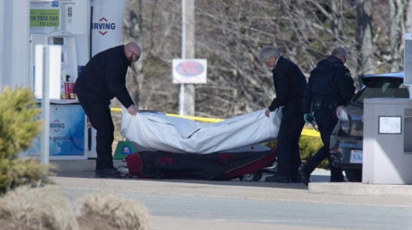 Kanada'da silahlı saldırı, 16 kişi hayatını kaybetti