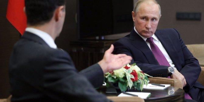 Moskova'dan Esed halk desteğini kaybetti mesajı