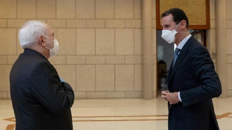 İran Dışişleri Bakanı Zarif, Şam'da Esad'la görüştü