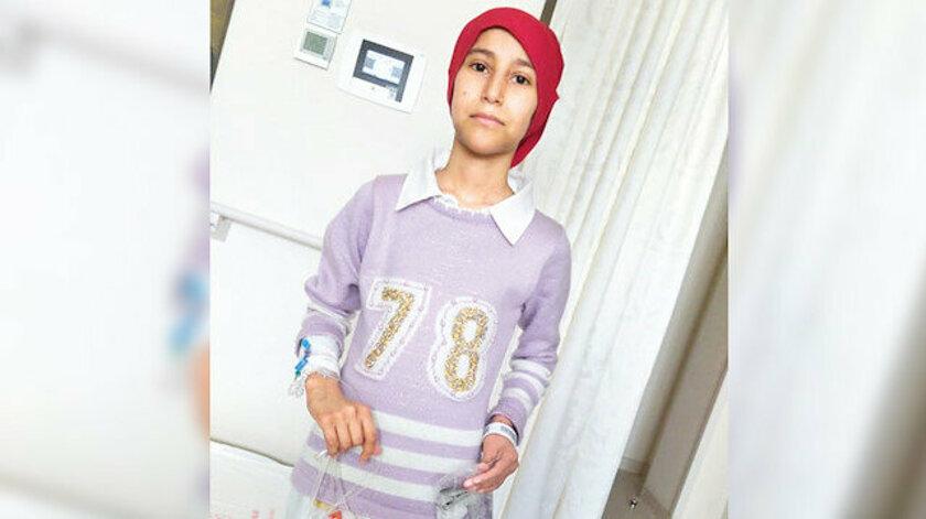 Suriyeli kanser hastası çocukmevzuat mağduru oldu