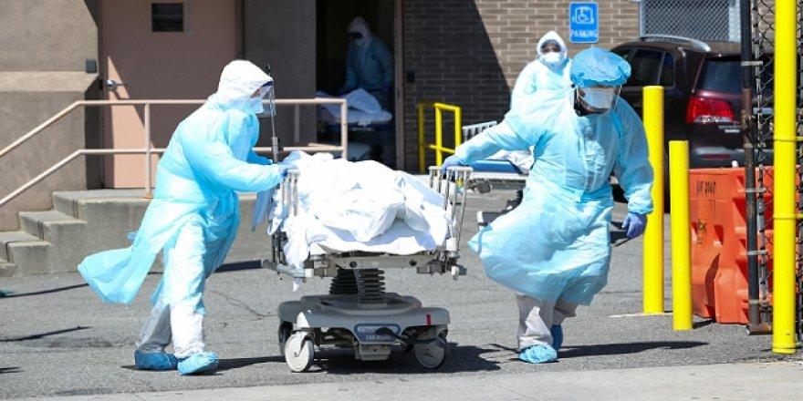 ABD felaketi yaşamaya devam ediyor, ölü sayısı 45 Bini Aştı