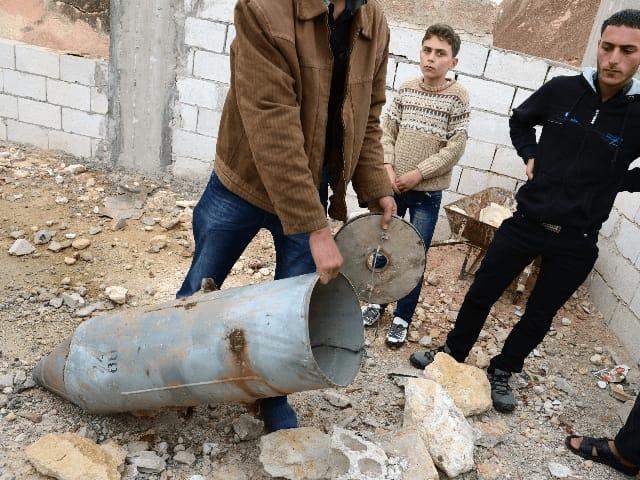 Rus askerleri Trablus'ta kimyasal sinir gazı kullandı