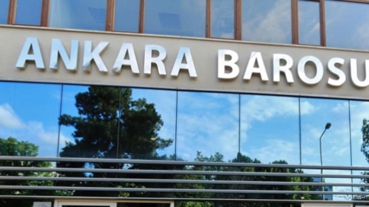 Ankara Barosu'ndan İslam'ın esaslarına saldırı