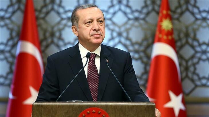 Erdoğan:Bir müddet daha dişimizi sıkacağız