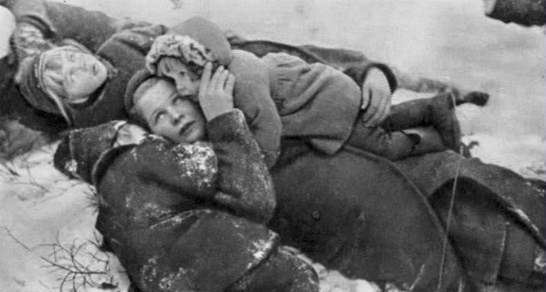 Rusya soykırımdan şikayet etti
