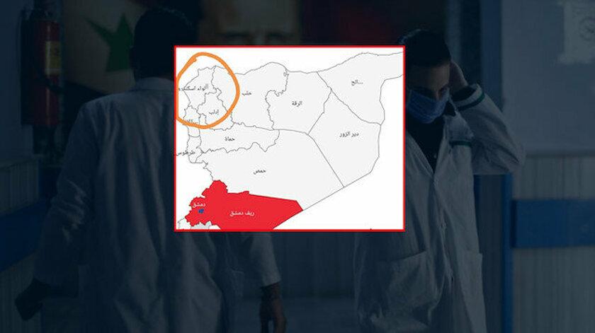 Esed'ten Turkiye'ye haritalı provokasyon