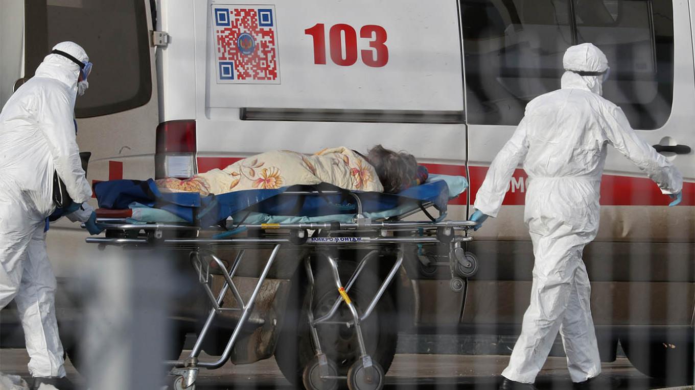Rusya'da vaka ve ölüm oranları artıyor