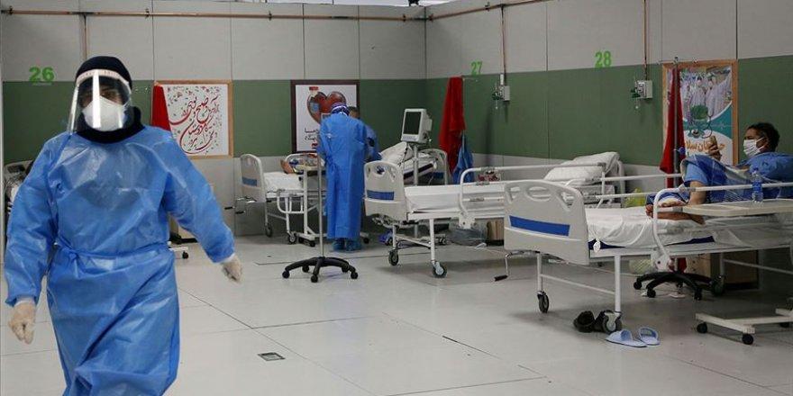 İran'da ölü sayısı 6 bini geçti