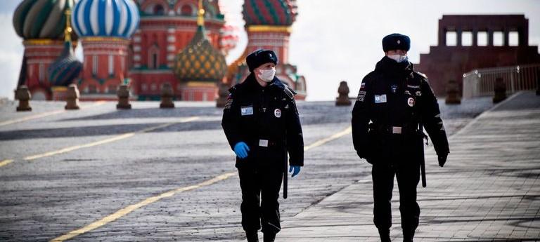Rusya'yı virüs ateşi sardı