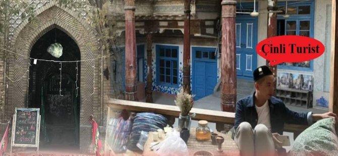Çin D. Türkistan'da camileri bara çevirdi