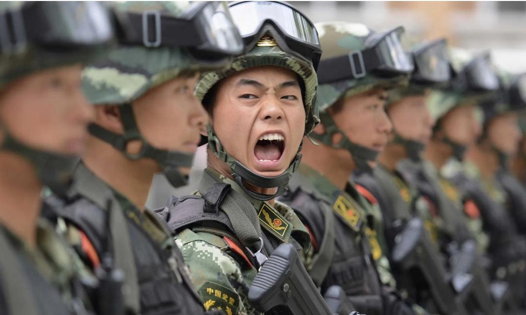 Çin savaş hazırlığı yapıyor