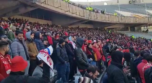 """İran'ın Başkenti Tahran """"Türkiye Başın Sağolsun"""" Sloganları İle İnledi"""