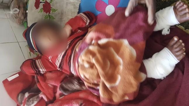 Arakanlı Müslümanların köyüne top mermisi düştü: 1'i hamile 2 kadın öldü