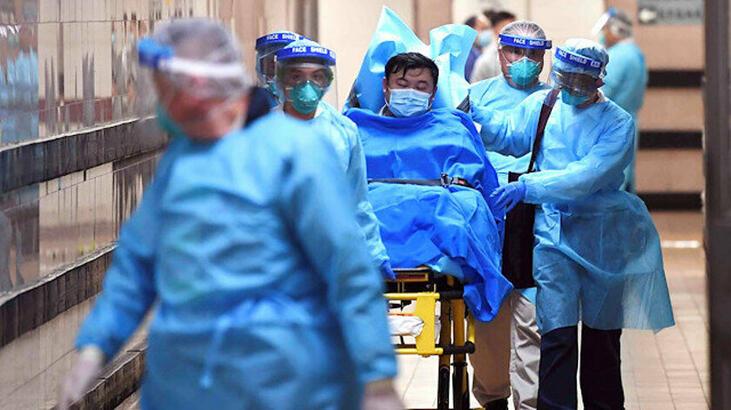 Virüs Çin'de 12 Milyon Can Aldı !