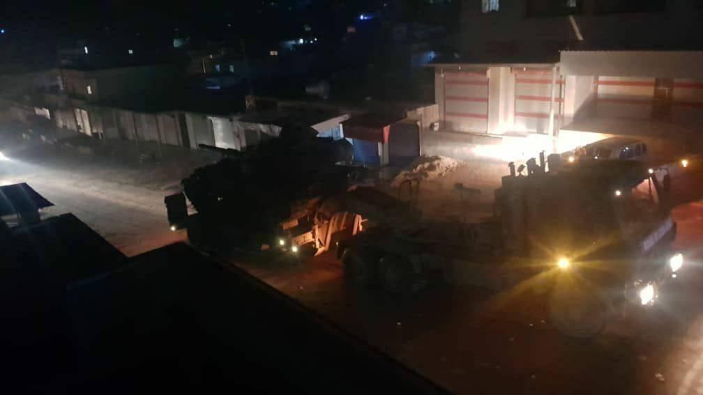 TSK 'dan İdlib'e Gece Sevkiyatı