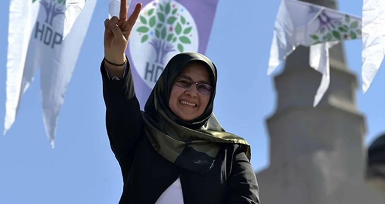 HDP'li Hüda Kaya Diyaneti gayrı meşru ilan etti